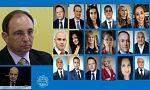 Министрите на Трифонов – ДС, НДСВ, ДПС, Тройната коалиция, юпита