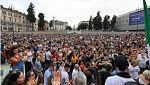Протести и в Италия срещу въвеждането на Covid сертификати