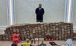 Заловиха половин тон кокаин в Дубай