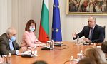 Шок и смут в ЦИК - кандидатът за президент Радев ги привиква на среща