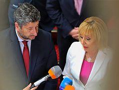 """Мая Манолова предлага предизборно споразумение на ИБГНИ, ДБ и """"Продължаваме промяната"""""""