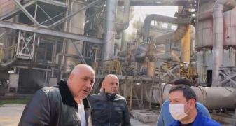 Борисов и Дончев в Димитровград: Ваксините са единственото решение да живеем (видео)