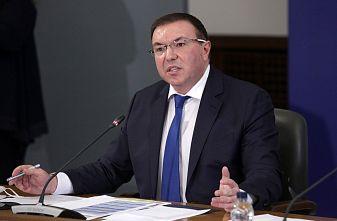 Министър Ангелов: Вече 60 000 са записаните за ваксиниране