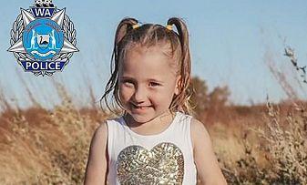 Австралия търси изчезнало 4 г. момиче с награда от 750 000 $