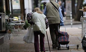 НОИ: 669 лева средна пенсия у нас през 2024 година