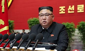 Ким Чен-ун с нестандартен апел към гражданите: Яжте по-малко