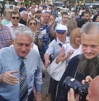 След протестите Рашков прати МВР в