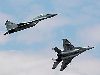 Съвместно военно учение на САЩ, Гърция и Кипър край остров Крит